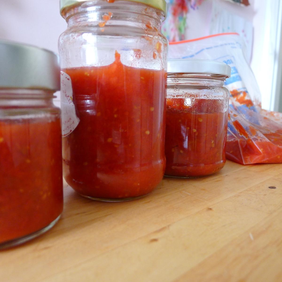 To do: Σάλτσα ντομάτας για το χειμώνα